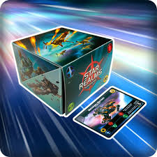 star realms flipbox deckbox white wizard games