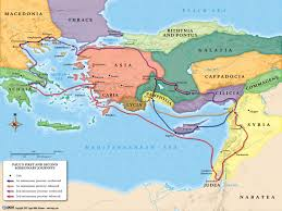 Roman Map Roman Empire Logos Bible Software Forums