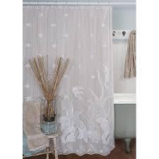Sea Themed Shower Curtains Lovely Sea Themed Curtains Ideas With Seascape Shower Curtain