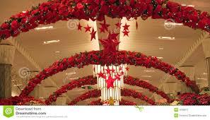 christmas store decoration stock image image of gold 1639077