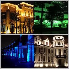 Remote Control Landscape Lighting - rgb outdoor lighting led floodlights 10w 220v 110v 12v ip65