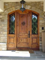 Wood Exterior Door Front Doors Glazed Front Doors Uk Mahogany Solid Wood