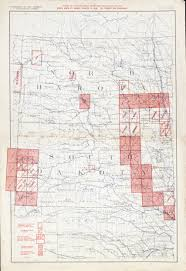 Map Of Sd North Dakota Historical Topographic Maps Perry Castañeda Map