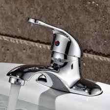 Swan Bathroom Faucet Aliexpress Com Buy Moden And Fashion Polish Chrome Swan Bathroom