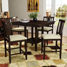 Red Barrel Studio Belmore Counter Height Dining Table  Reviews - Barrel kitchen table