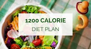 1200 calorie diet plan explained healthy food tribe