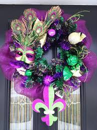 mardi gras wreaths mardi gras wreaths b lovely events
