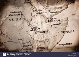 Map Of Uganda In Africa by Current Map Showing The Countries Of Sudan Ethiopia Kenya