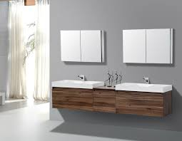 floating bathroom vanity for space saving solution with 48 inch