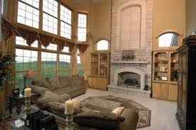 appealing stone fireplaces design ideas with stacked small medium