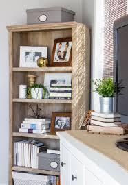 Single Bookcase Spring Bedroom Refresh Honeybear Lane
