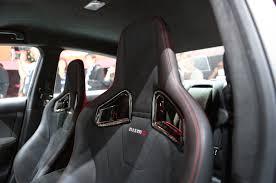 nissan sentra interior 2017 nissan sentra nismo concept debuts with 240 hp turbo i 4 motor