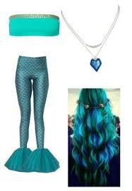 Mermaid Costumes Halloween Mermaid Scale Skirt Fish Tail Costume Zanzadesignsclothing