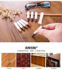 Wood Floor Scratch Repair Lec Light Color Solid Furniture Repair Marker Pens Wooden Floor