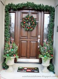 Outdoor Holiday Decorations Ideas Outside Christmas Door Decorations Led Outdoor Christmas