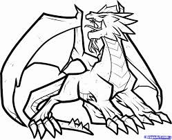 cool dragon coloring pages kids coloring