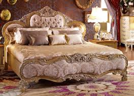 Traditional Bedrooms Traditional Upholstered Bedroom Collection Y49 Classic Bedroom