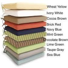 sunbrella cushions ebay