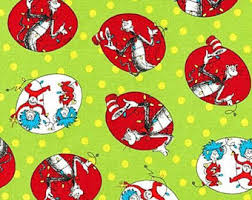 dr seuss assorted gift wrapping paper dr seuss ornament etsy