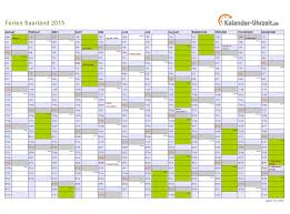 Kalender 2018 Mit Feiertagen Saarland Ferien Saarland 2015 Ferienkalender Zum Ausdrucken