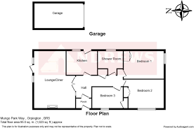 mungo floor plans 3 bedroom detached bungalow for sale in mungo park way orpington