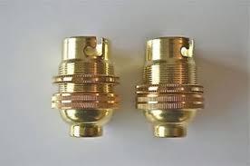 Table Lamp Brass Bulb Holder Brass Lamp Fittings Ebay
