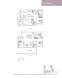 penthouse 4 bed holland residences bedroom floor plans type ph5 penthouse 4 bed the lakefront residences bedroom floor plans type p6 one bedroom apartments