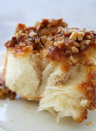 table for 2 or more pecan sticky buns cinnful rolls 3
