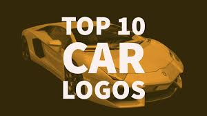 lamborghini symbol on car top 10 car logos car company brand design inspiration