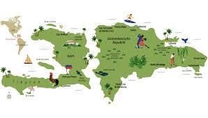 Haiti Map Tourismus In Haiti In Der Ungeschminkten Karibik Reise