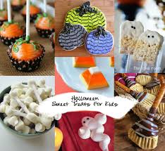 Baking Halloween Treats Halloween Sweet Treats For Kids Round Up In The Know Mom