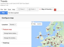 Google Fusion Tables Map A Use Case For Google Fusion Tables