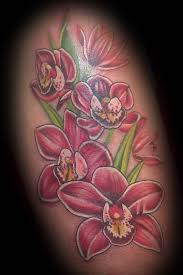 orchids tattoo kelowna b c sweet siren tattoo in kelowna b c