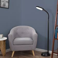 Light Therapy Floor Lamp Led Natural Full Spectrum Sunlight Therapy Reading Floor Lamp With