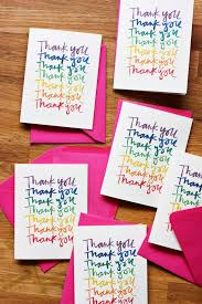 thank you cards for teachers friendship thank you card to in with thank you