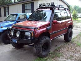geo tracker 1995 geo tracker 1 generation off road photos specs and news