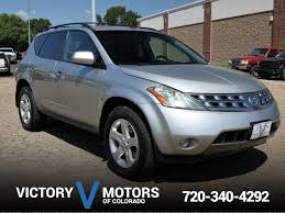 nissan murano manual transmission view inventory victory motors of colorado