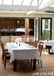 cuisine table int r geoff jansz farm table restaurant at the fitzroy inn mittagong