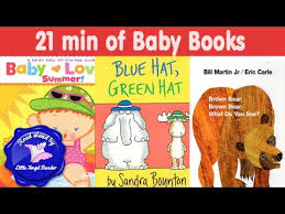 baby books 21 min of baby books read aloud