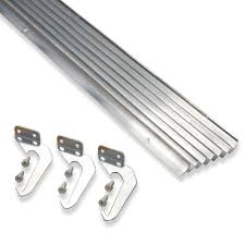 zinc mounting rail gutter brackets gutter brackets gutter hangers
