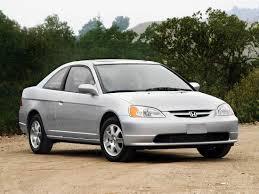 honda civic 2001 coupe honda civic os dados técnicos do carro especificações do carro