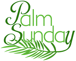 palm fronds for palm sunday palm sunday clip search church bulletin board ideas