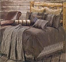 Western Bedding Set Leopard Western Bedding Comforter Set