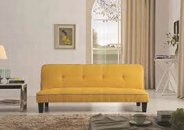 Yellow Sleeper Sofa Ndc Stores Newark Nj Newbury Yellow Fabric Convertible Sleeper Sofa