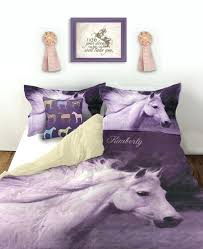 personalized duvet covers photos personalised duvet covers uk purple horse head personalized duvet bedding cover