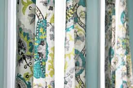How To Calculate Curtain Yardage How To Sew Lined Back Tab Curtains Ofs Maker U0027s Mill