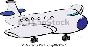 aereo clipart aereo illustrazione sopra aereo fondo illustrazione