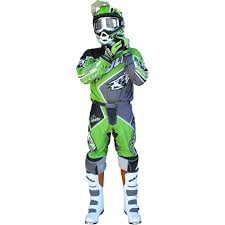 no fear motocross boots wulf crossfire motocross kit green armour stretch panels