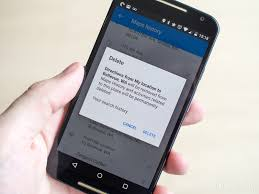 Google Maps Seattle by How To Clear Search And Location History In Google Maps On Android