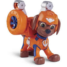paw patrol air rescue zuma pup pack badge walmart